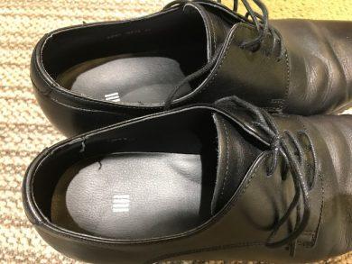 革靴を探しています。
