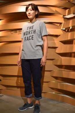 SHOP  新作WEAR「THE NORTH FACE」