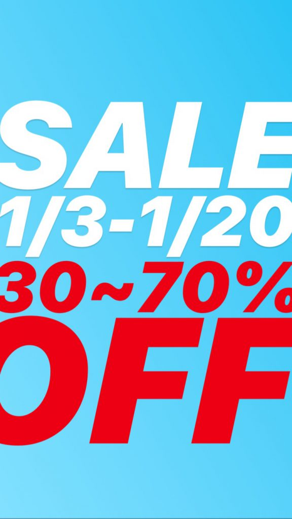 最終日 & THE BIG SALE