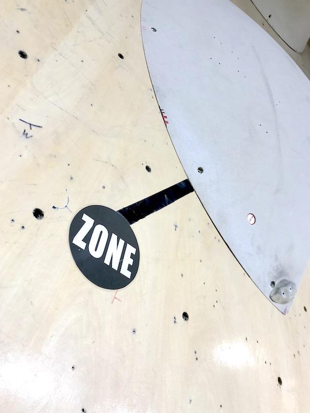 ZONEへの移行