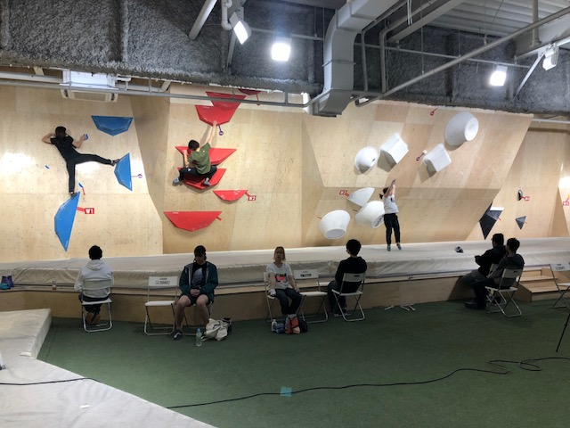 【RESULT】BOULDERING JAPAN CUP 2019 JMSCA 公認予選 B-PUMP OGIKUBO大会