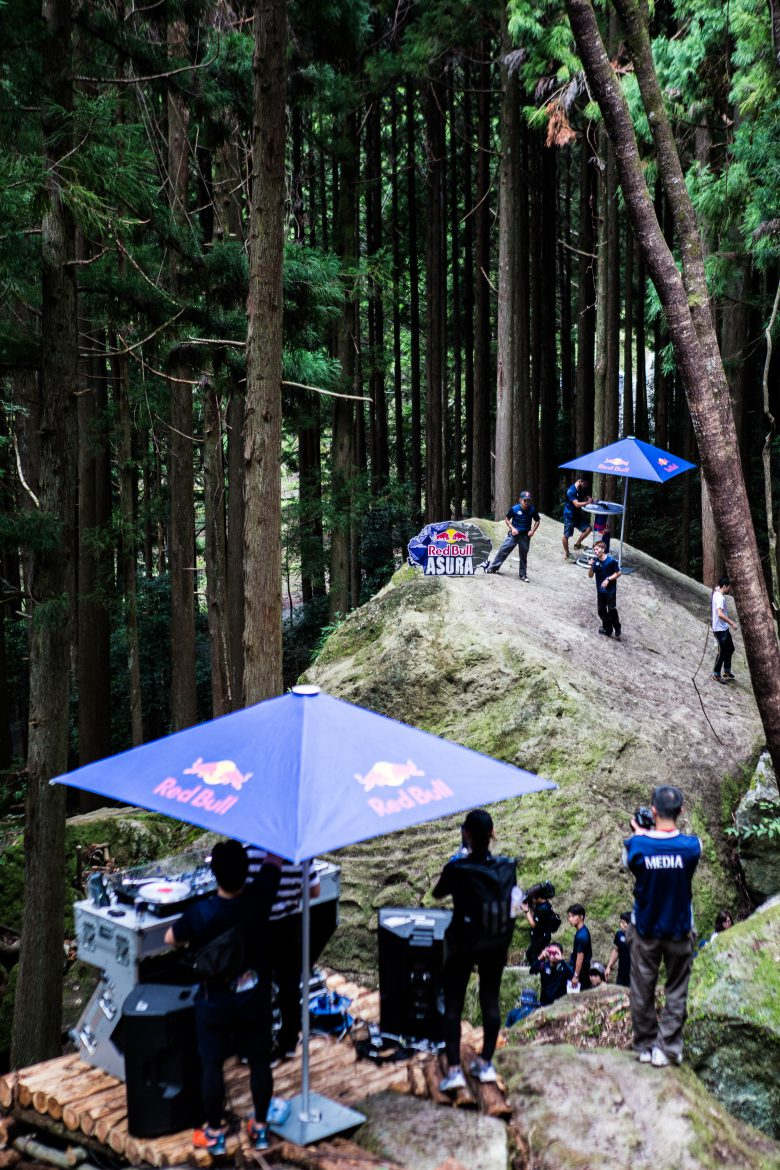 RED BULL ASURA EXHIBITION SESSION @熊野!!!
