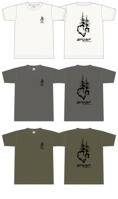 B-PUMP YOKOHAMA 限定Logo Tee 発売!!