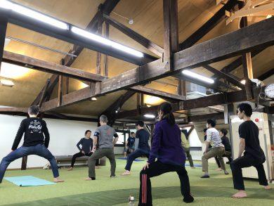 Yoga × Climbing「股関節」